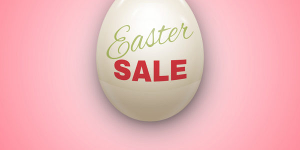 Easter Sale at Hoopers – One Day Only!