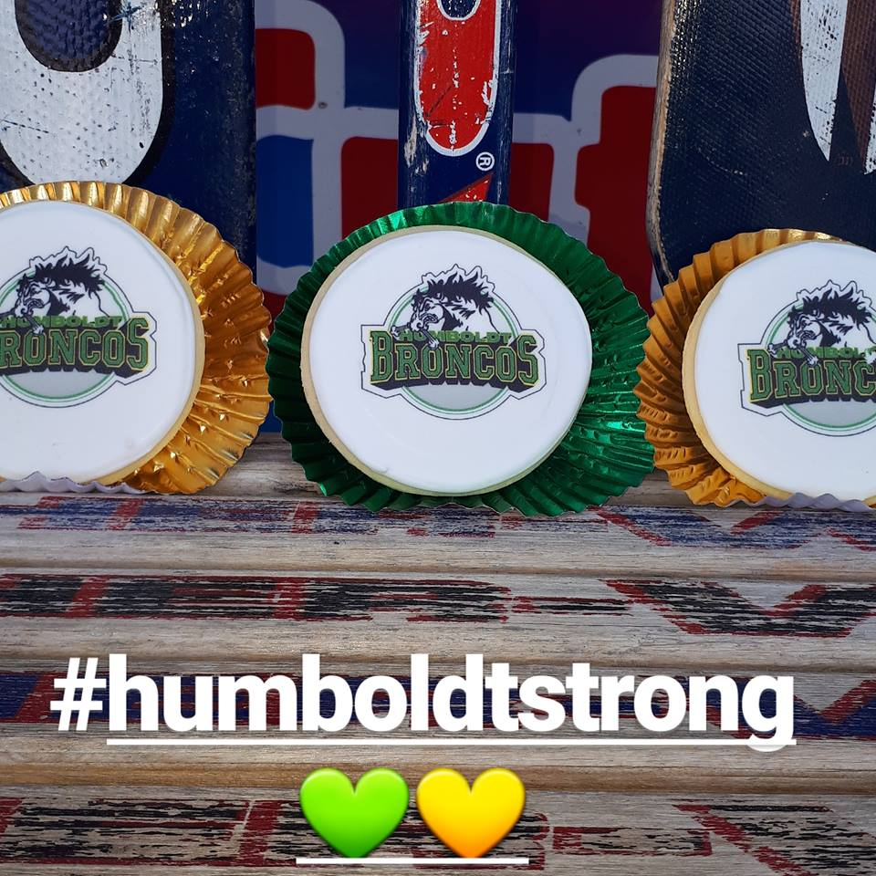 Cupid's Gourmet Bakery Cookies for Humboldt