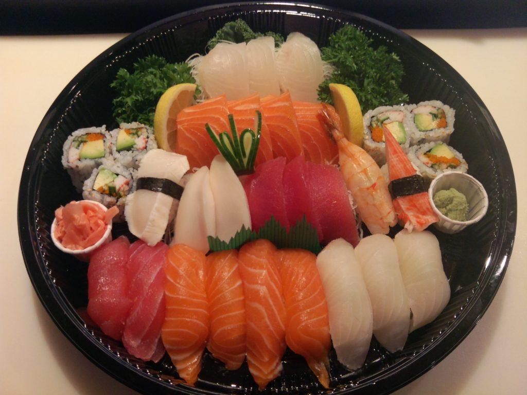 Dine-in at Niwa Japanese Restaurant
