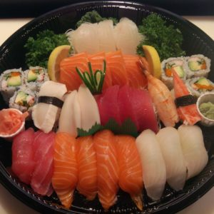 Niwa Sushi open for Mother's Day May 9th