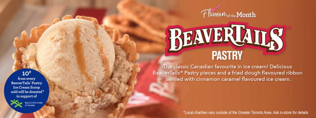 Baskin Robbins Flavour of the Month for July
