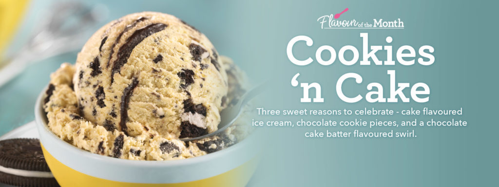 Baskin Robbins Flavour of the Month for August 2018