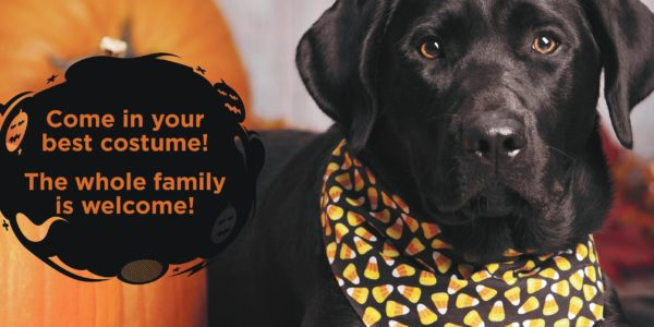 Global Pet Foods HOWL-WEEN EVENT
