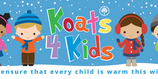 Koats 4 Kids Event Nov 15 – 30th