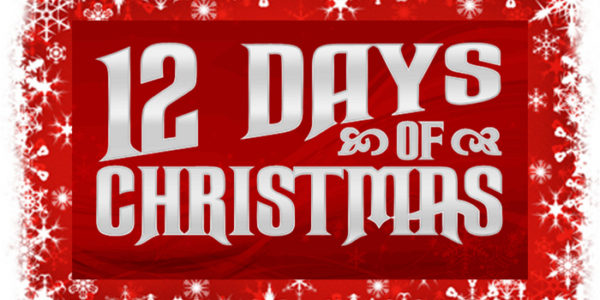 Hooper's 12 Days of Christmas event begins December 12th!