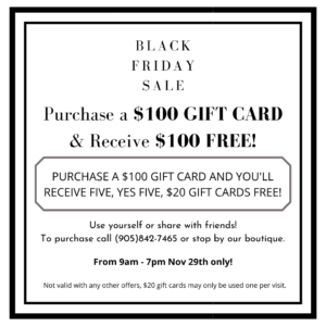 Pretty in Pink Black Friday Sale!