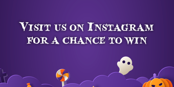 Would you rather… Halloween Instagram Contest