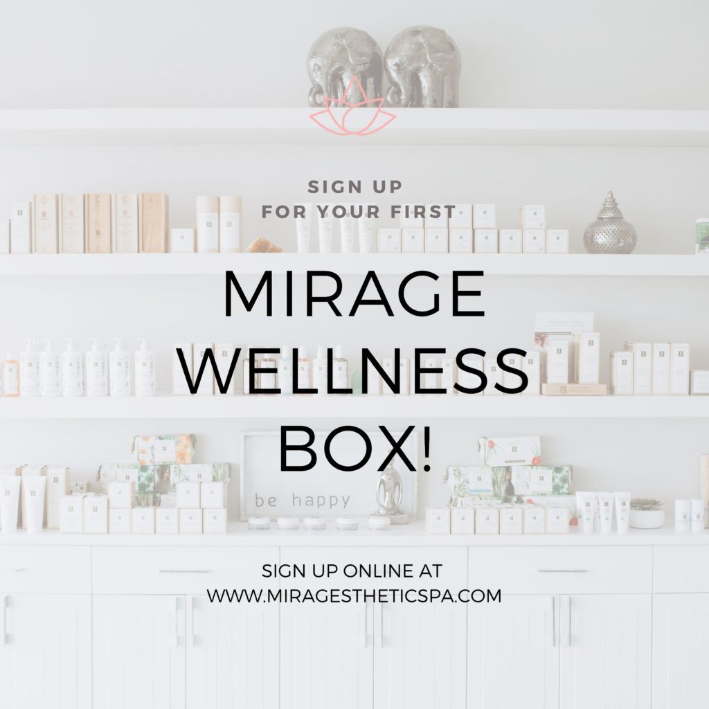 Mirage Wellness Boxes