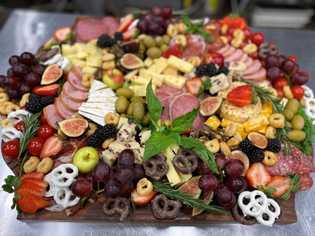 Order a custom food platter from Arbanasi Eatery & Deli