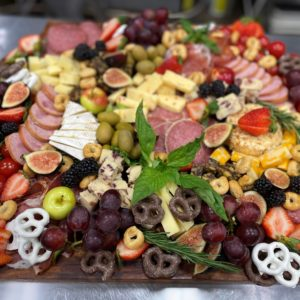 Order a custom food platter from Arbanasi Eatery & Deli