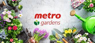 Metro Garden Centre Opening Date Monday May 3, 2021