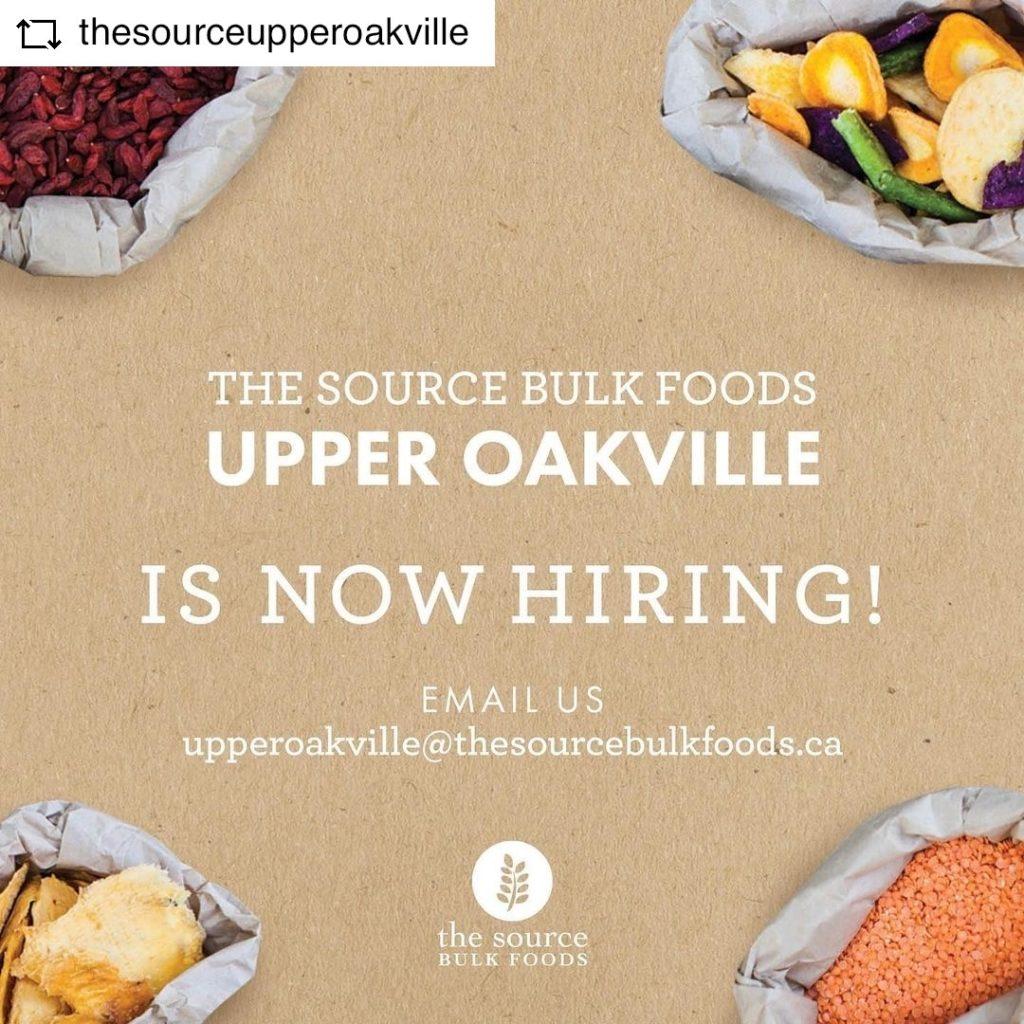 The Source Bulk Food is Hiring