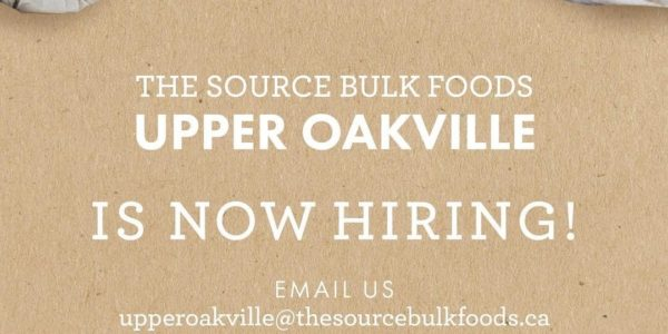 The Source Bulk Food is coming to Upper Oakville